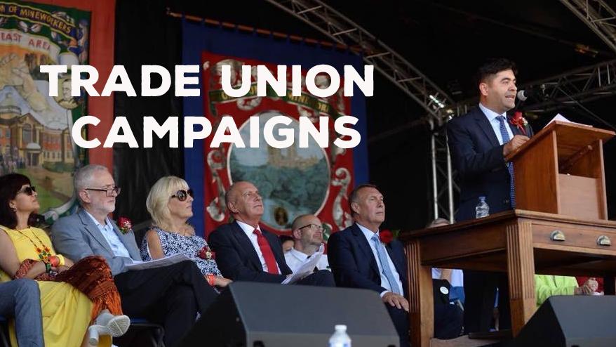 Trade Union Campaigns